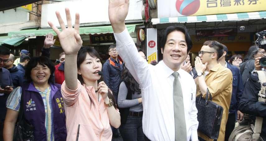 韓國瑜說「得民調得痔瘡」 賴清德:政治人物不應傳遞錯誤衛教訊息