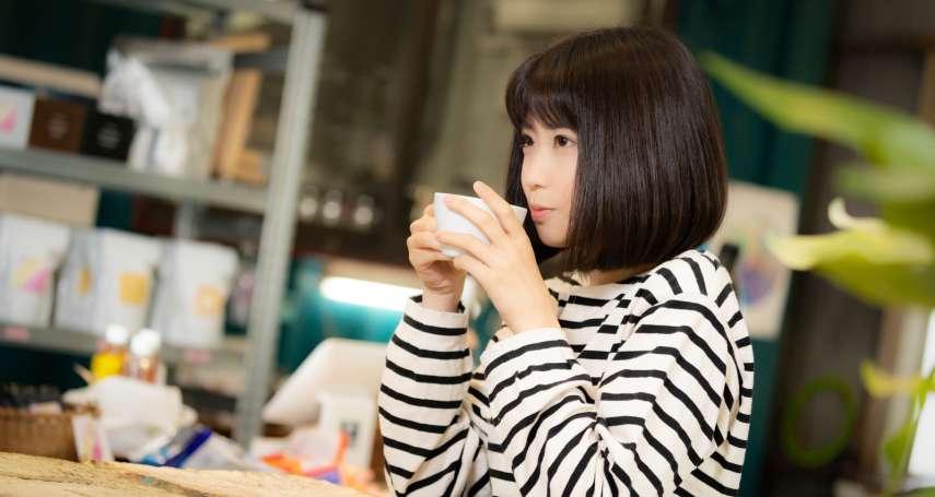 一天不喝咖啡就頭痛、焦慮,代表已經成癮了!中醫師妙招幫你改善症狀,緩解全身疲勞