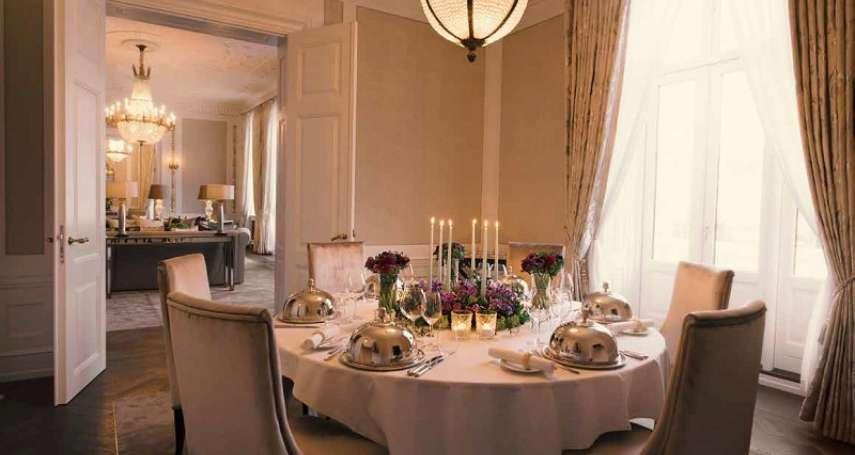 昔日丹麥皇室御膳房,如今是「大英老飯店」,能讓安徒生說:「想一輩子住在這裡」的飯店究竟有何魅力?