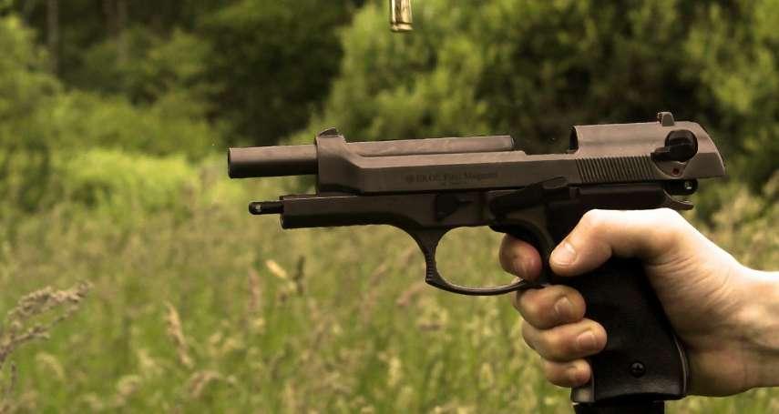 為何這位美國總統曾被刺客開6槍,仍堅持人民擁槍權利?揭美「槍權天授」的百年淵源…