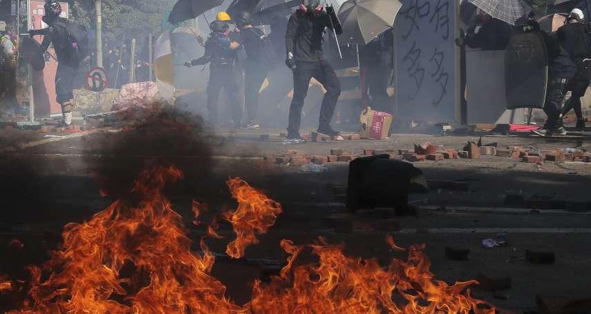 香港之亂》政務司長張建宗警告:若騷亂、暴力不止,考慮延後區議會選舉!