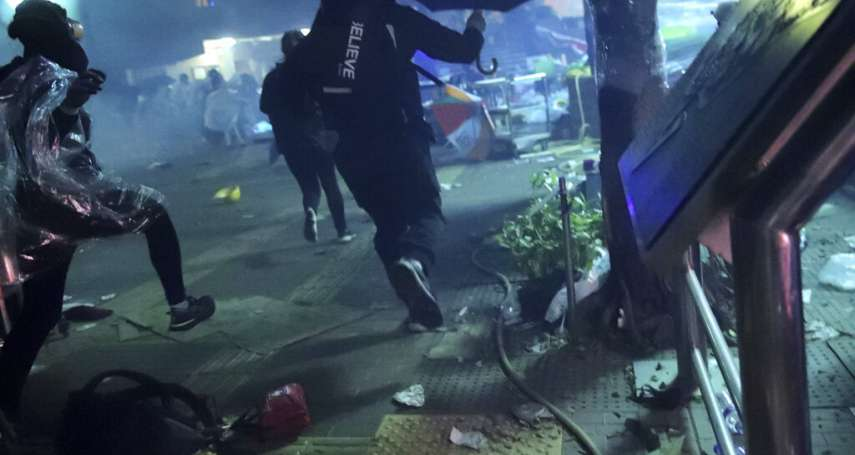 宋承恩專欄:啟動國際人權調查港警暴力