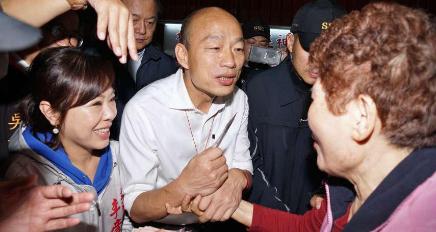 「韓國瑜未來民調只會往上、不會往下!」他點出藍營翻轉選情全靠這件事