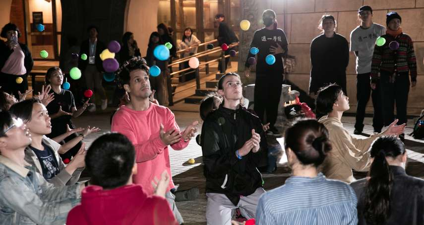 亞洲首屆Camping Asia,來自9個國家20位跨領域藝術家將在台灣舉辦百場藝術活動