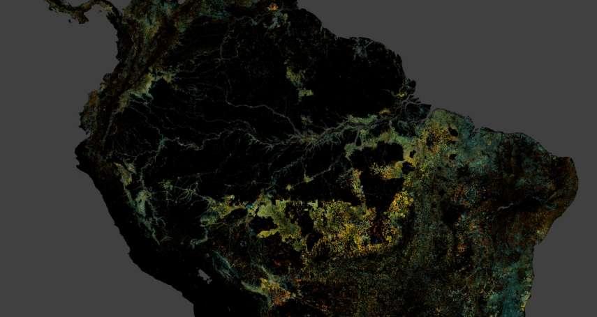 每分鐘砍掉2個足球場大的森林!亞馬遜雨林7個月縮減近萬平方公里 11年來最多