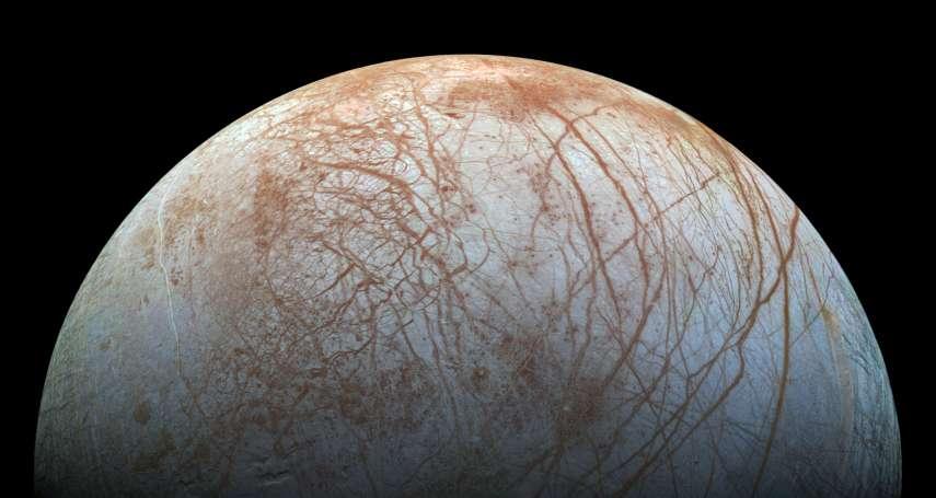 它會是外太空的生命搖籃嗎?木星衛星「歐羅巴」證實發現水蒸氣!