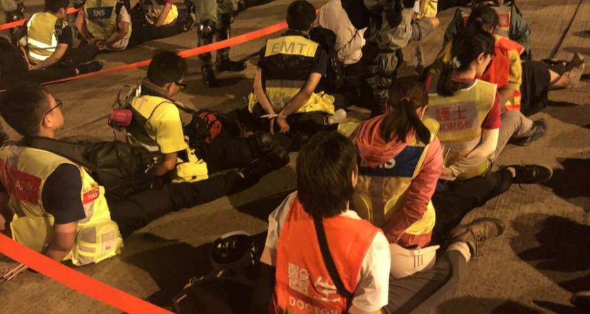 響應吳釗燮聲援》「醫護人員不論在何種情況都要獲得保護」 世界醫師會要求香港政府尊重人權