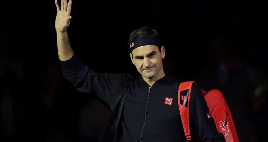 網球》 「瑞士特快車」費德勒進廠維修 膝蓋手術法網後才復出