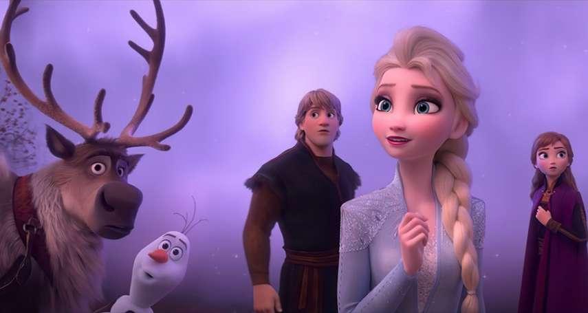 票房將破三百億!睽違六年回歸《冰雪奇緣2》到底值不值得看?一次盤點電影5大看點!