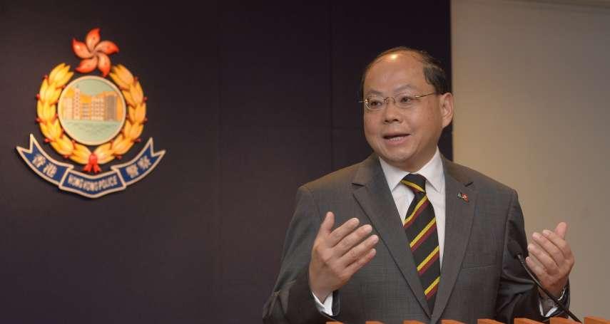 中國搶聯合國要職受挫 國家禁毒委副主任、前香港警務處長曾偉雄落敗