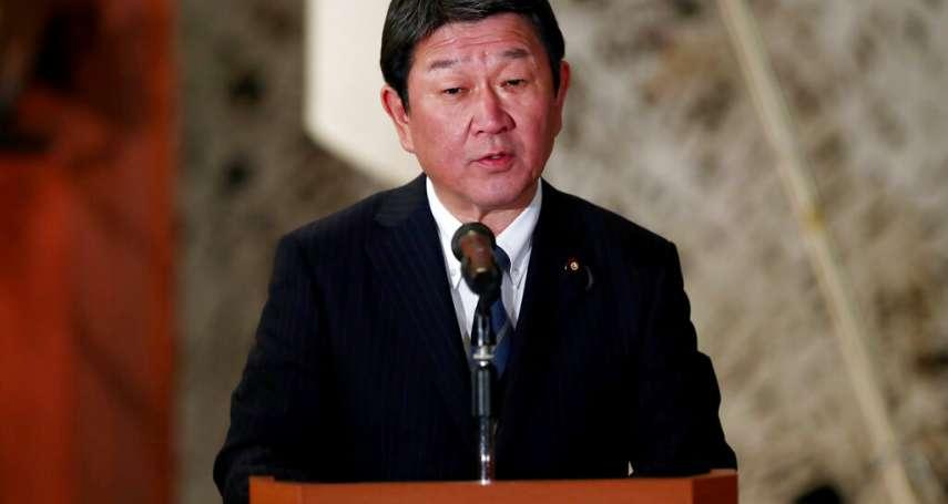 「問題就在中國」!日本外相力挺台灣參與WHA 我外交部重申:政治不應凌駕人類健康安全