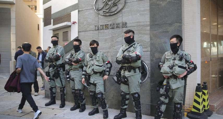 路透獨家:香港中聯辦早被架空!中國副總理韓正6月就南下坐鎮,香港危機中心設在深圳