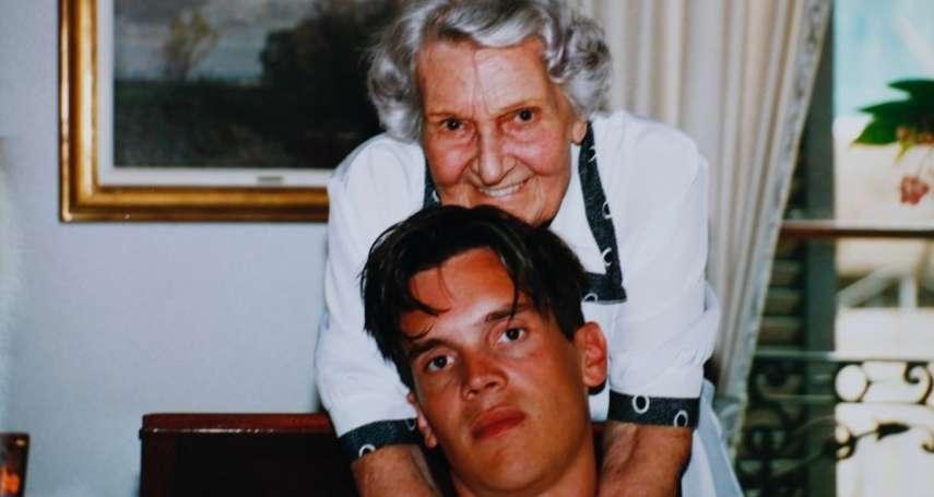 重男輕女的時代,她逃家離婚還賣內衣賺錢…同志孫子拍片紀錄奶奶女子氣概:她教會我面對自己