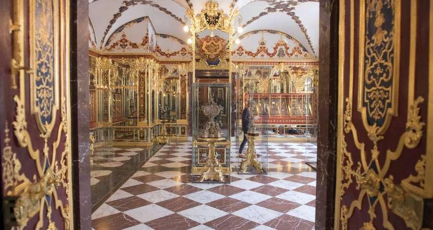 「二戰後最大宗藝術品竊案」!德國博物館爆驚天洗劫案 18世紀珠寶遭盜、痛失逾340億元