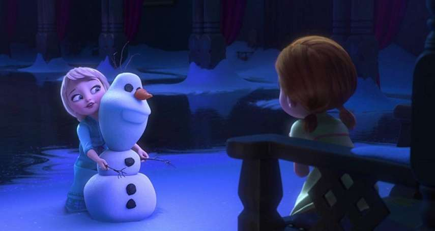 看電影也能學英文!回顧《冰雪奇緣 1》十大經典台詞