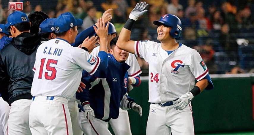 辜仲諒幕後運籌,台灣交出12強棒球賽最佳成績!中華隊200天情蒐戰:奪勝暗號就在球場4角落!