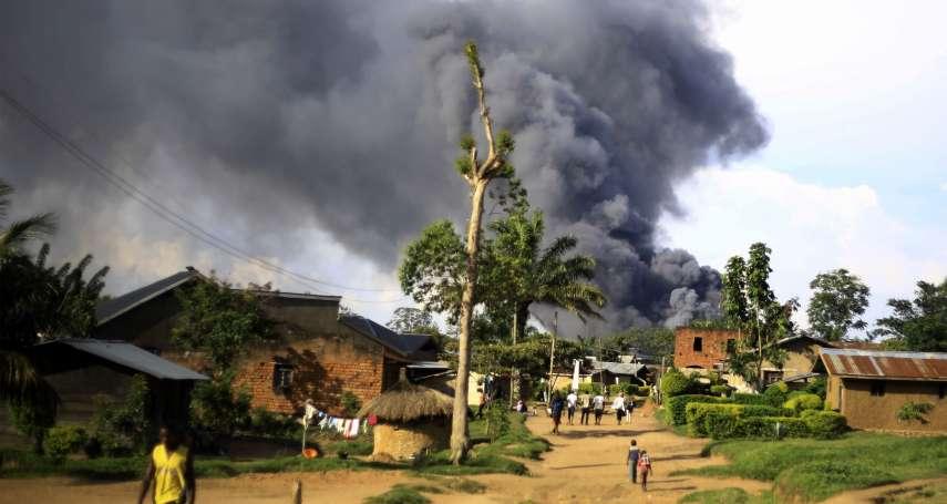 「我們從未看到和平」 民主剛果共和國示威攻擊UN機構 WHO撤離人員影響伊波拉防疫
