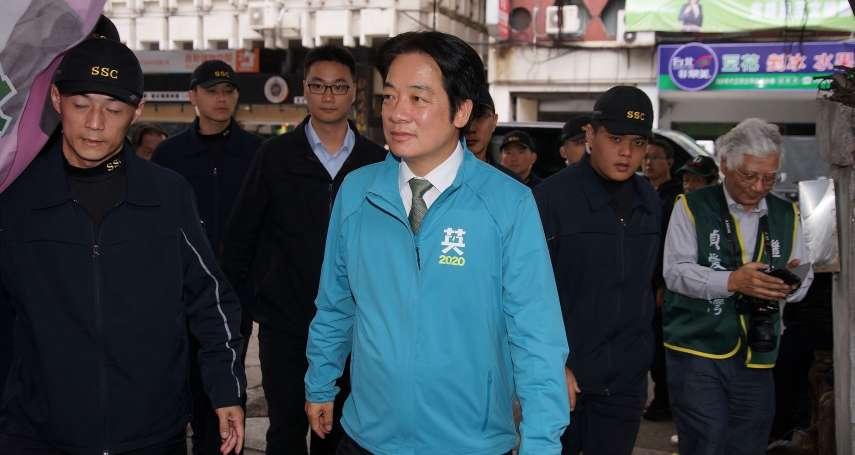 細數台灣民主前輩貢獻!出席受難團體後援會 賴清德:絕對不走回頭路