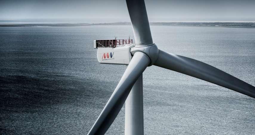 離岸風電國產化比例全球最高  CIP、中鋼將出資蓋機艙組裝廠