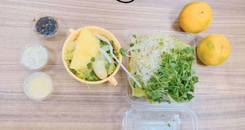 賴清德的健康午餐盒大公開!跑行程累翻天,菜色只有這兩樣…