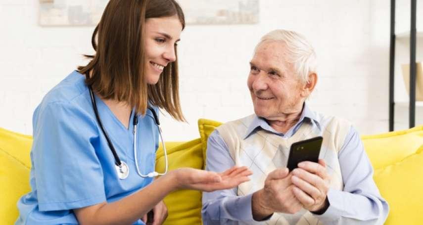高齡時代來臨!健康照護需求暴增,數據技術與人工智慧如何協助化危機為轉機?