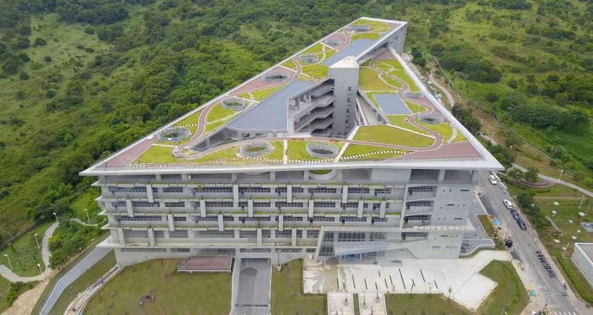 臺中產業園區多箭齊發  經濟、產業發展並進