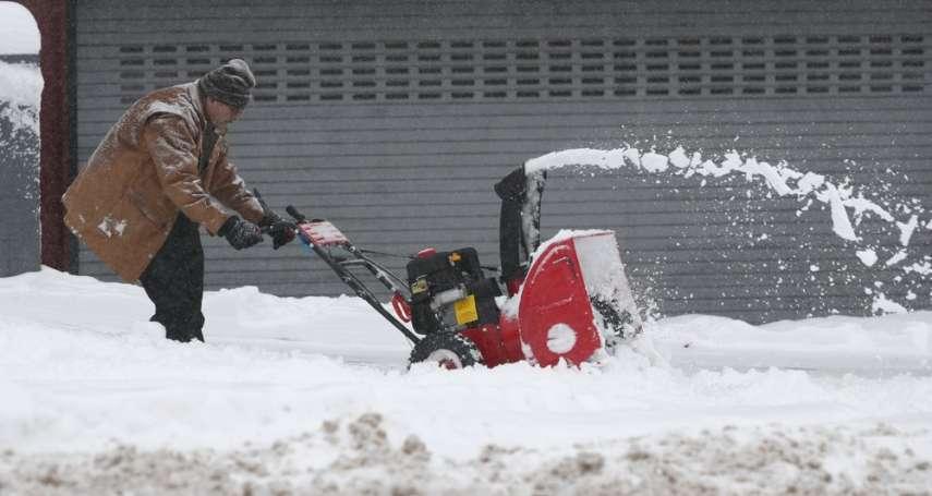 「炸彈氣旋」來勢洶洶!暴風雪打亂感恩節 美國近30萬戶停電、逾700個航班取消