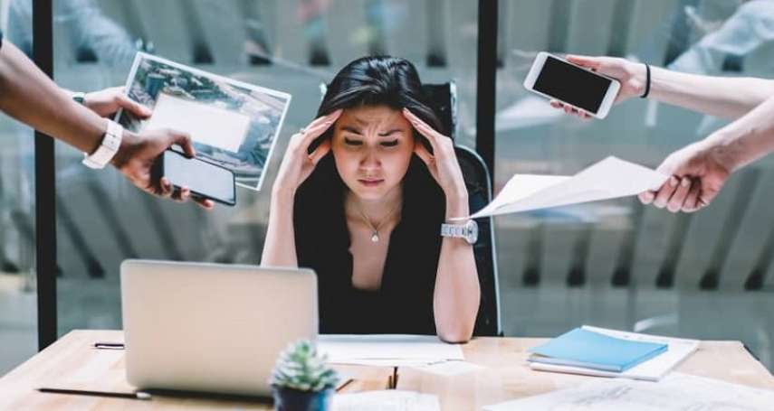 世界衛生組織認了!首度將過勞死列入「國際疾病分類」,WHO對過勞的這三個定義,好像人人都符合...
