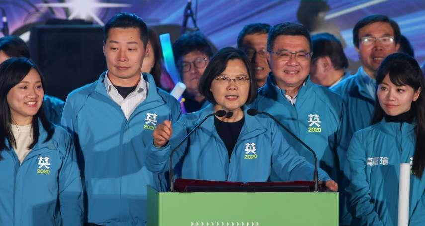 台灣搖滾派對壓軸登場 蔡英文笑稱:他們答應不用唱歌我才來的