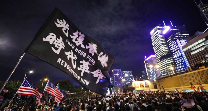 加藤嘉一專欄:對立加劇,香港現實已成死結?