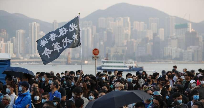 2019示威之年》抗議席捲各大陸 從香港到智利的下一步