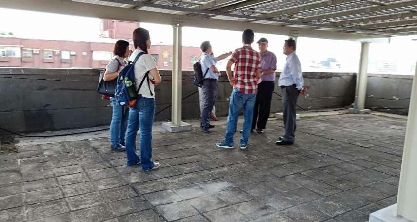 打造綠能友善城市 北市頂樓防漏隔熱新思考