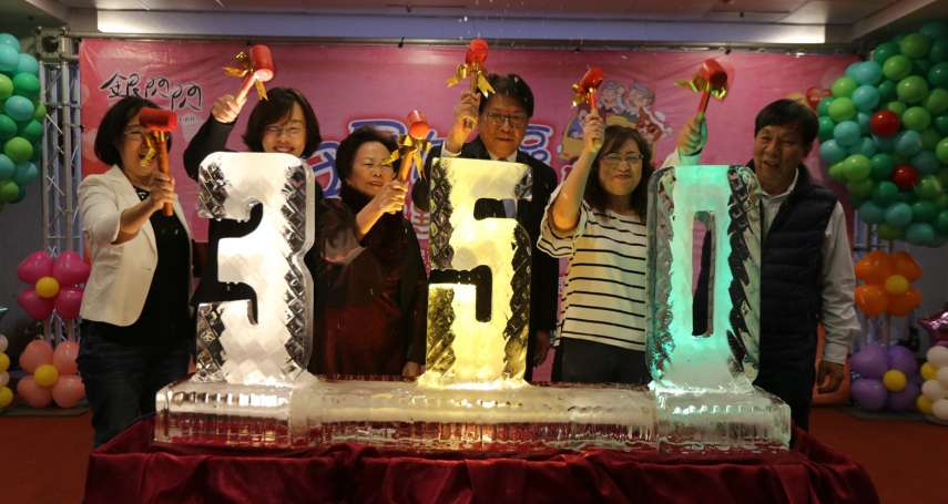 屏東社區關懷據點突破350處 潘孟安感謝志工