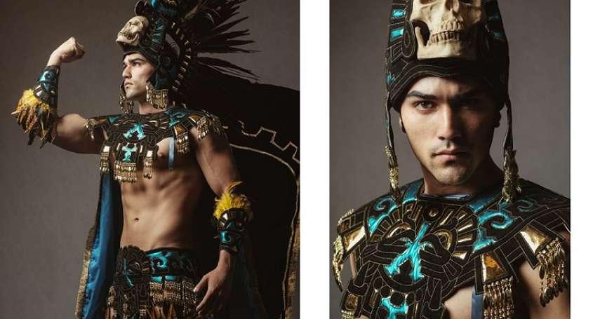 全球男子選美比賽Mr. Global吹起民族風,38國參賽者大秀傳統服飾,今年的冠軍得主竟然是他...