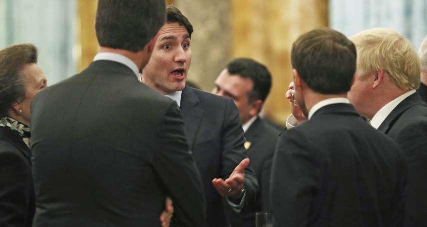 遭各國領袖集體嘲笑……川普提前結束北約行 怒批加拿大總理杜魯道「雙面人」