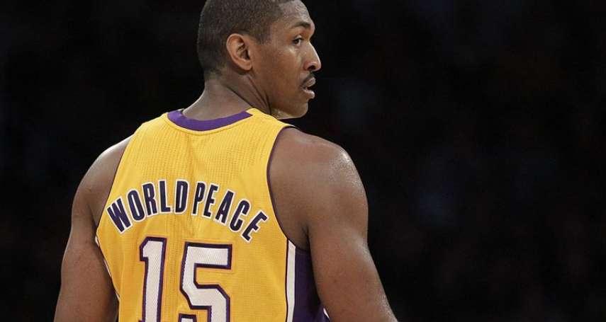NBA》尼克總教練被炒魷魚 世界和平毛遂自薦要帶進街頭風格