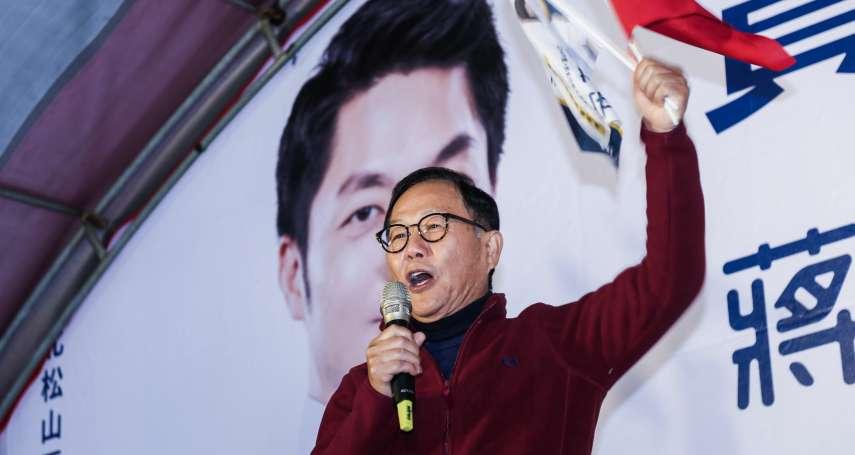 丁守中「選舉無效」敗訴 高等法院:無法舉證選務違法
