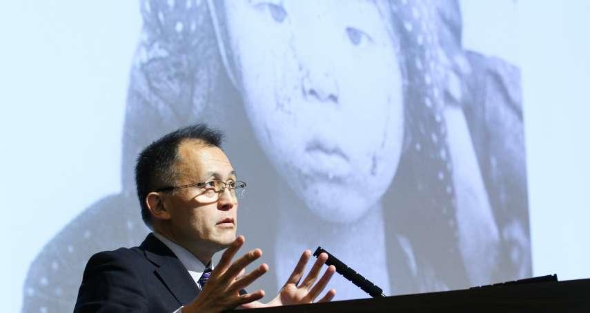 台北沙龍專訪》終結核武是普世議題!南韓原爆倖存者被問「開心原子彈落在日本嗎?」他的回答讓川崎哲無比動容