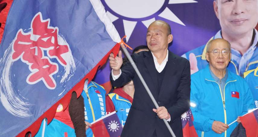 謝龍介賭「韓國瑜贏90萬票」 黃暐瀚分析將從這些地方贏來⋯