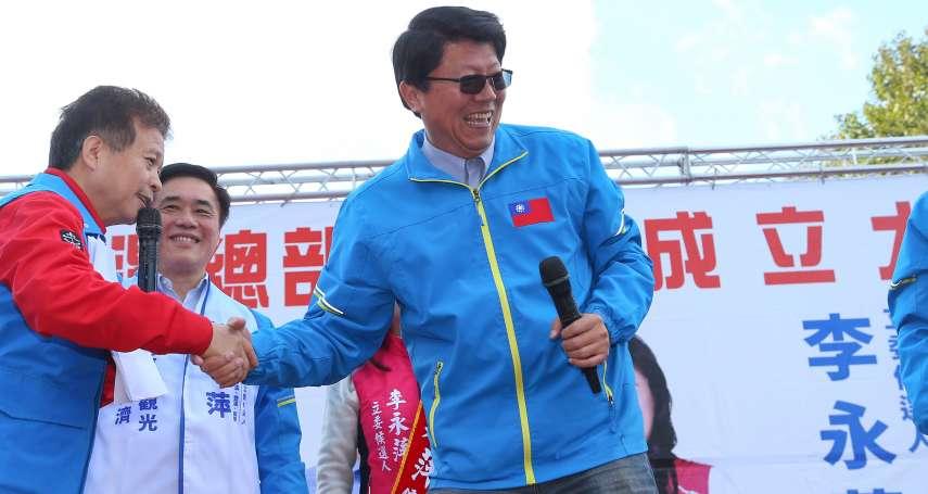 謝龍介估「台南贏1席立委韓國瑜就當選」 她酸:預測從沒準過