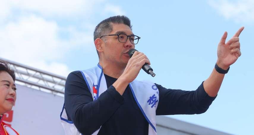 王金平回歸藍營時機太晚?連勝文:國民黨團結一天就夠了