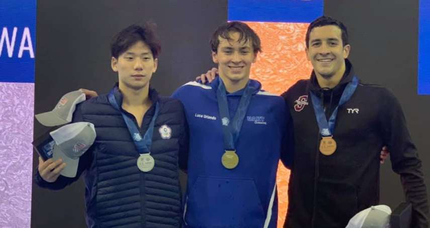 東京奧運延期 台泳將教練:有利年輕選手