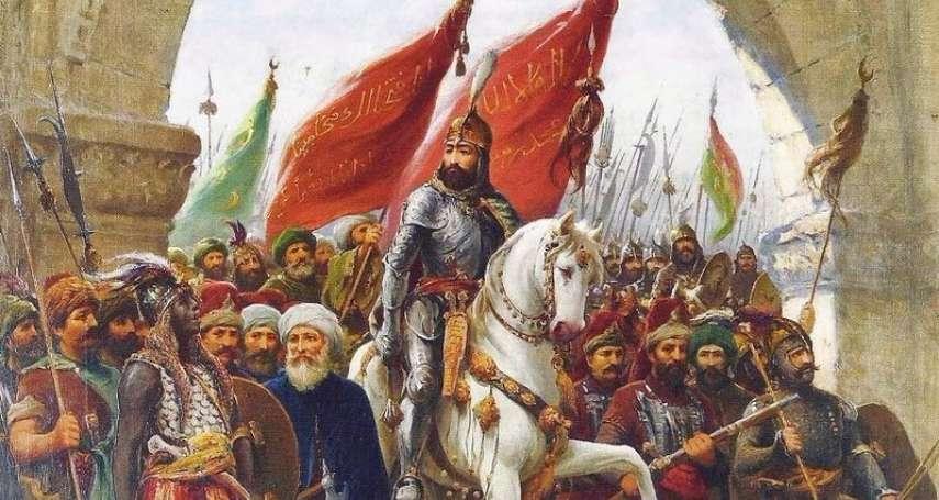 建國時期的典章制度與文化:《土耳其史》選摘(1)