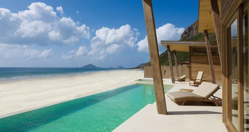 越南這座島名列全球十大最美海灘,來到這就能享受慢生活的極致,在海天一色的美景中好好放鬆