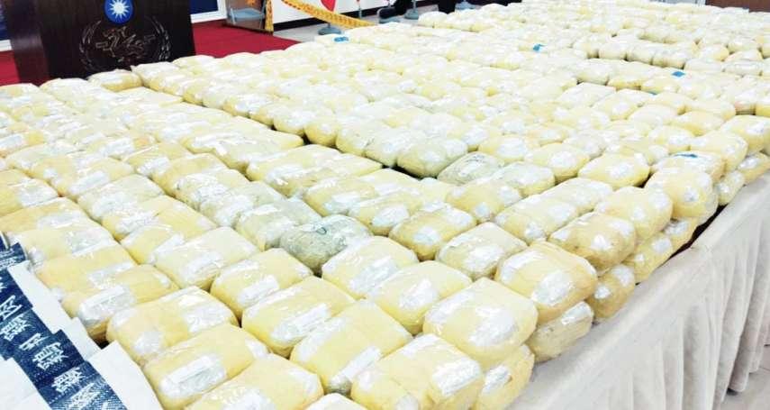 調查局「弄丟」6.5公斤安毒 調查官家中搜出5000萬不明現金被收押