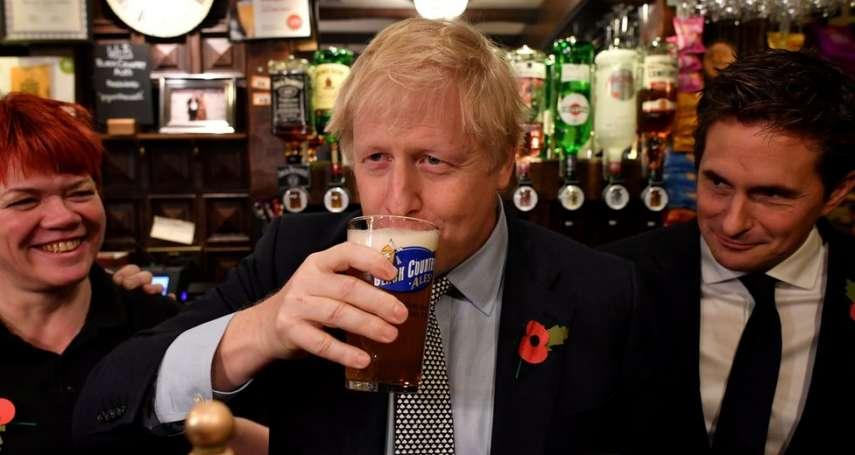 英國新首相還是他!明年1月可望終結脫歐爛戲的「金毛怪咖」強森