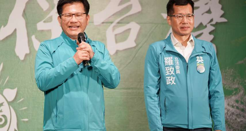 林佳龍批仰賴「韓流」參選 柯志恩:為候選人站台,先了解清楚再發言