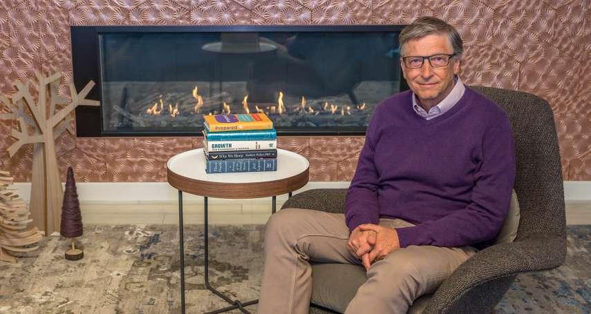 武漢肺炎疫情延燒,比爾蓋茲豪捐30億!微軟創辦人5年前就預言瘟疫威脅