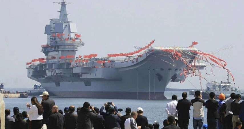 日媒:解放軍8月演練東沙島登陸戰,意圖打通國產航母通往太平洋要道