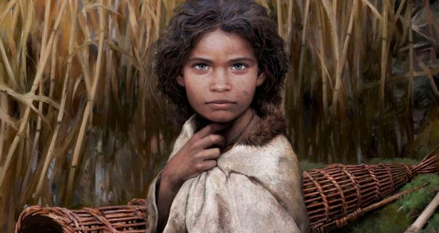 5700年前的「口香糖」成為時空膠囊!科學家還原新石器時代的丹麥女孩:黑髮藍眼、膚色黝黑,生前最後一餐吃了榛果與鴨肉